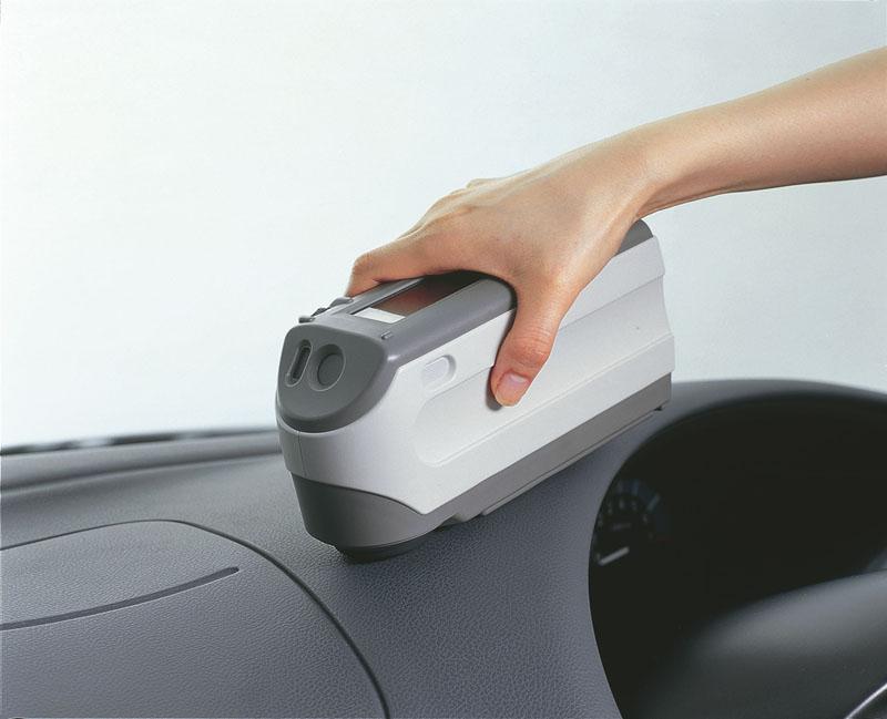CM-2500C交通行业专用测色仪,交通行业路标测色仪,亮度因素xy