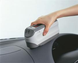 大众汽车、一汽大众、汽车行业、汽车内饰件专用分光测色仪