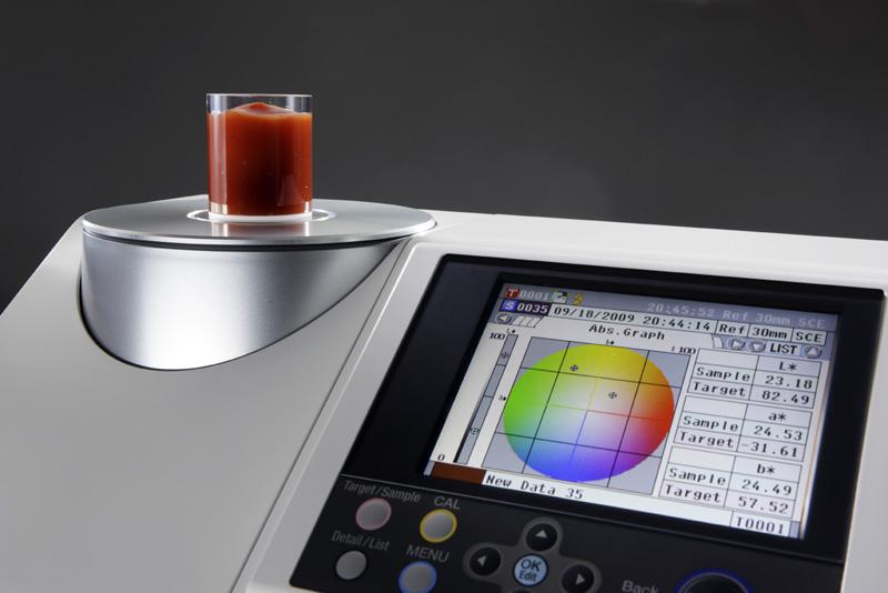 医疗、药品行业,软件管理权限,液体、粉末测量专用分光测色仪