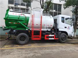 改善环境卫生的3吨运餐厨垃圾的车,运泔水车辆配置价钱详细介绍
