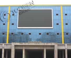户外*新19款p3全彩LED电子屏每�O均价及工厂市价含辅材清单