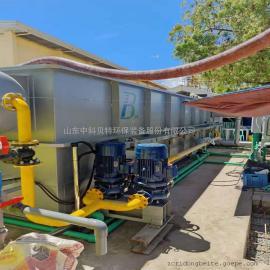 气浮机养殖污水处理专用东流影院-中科贝特加工定做污水达标客户好评