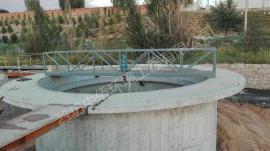 WNG重力式污泥浓缩池悬挂式中心传动刮泥机