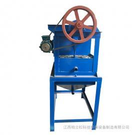 柏立松给矿无需严格分级的重选设备单双斗隔膜跳汰机