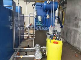 餐具消毒一体化污水处理设备