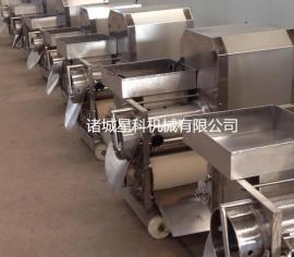 全自动鱼糜机 取鱼泥机器 鱼肉去皮去刺机器 鱼肉采肉机