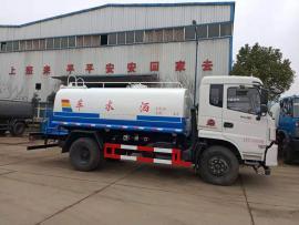 10吨热水运输车-10吨热水清运车报价