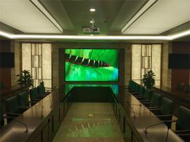 报告厅P1.5高清LED全彩屏做多大尺寸效果好