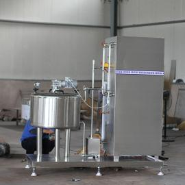 牛奶巴氏杀菌机 小型鲜奶加工设备 牛奶加工需要的设备 羊奶灭菌