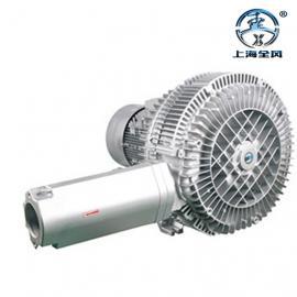 气环式真空吸附旋涡风机 双叶轮真空吸附旋涡气泵 真空吸附风机