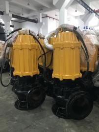 集水坑自动搅匀排污泵/JYWQ80-40-15-1600-4自动搅匀排污泵