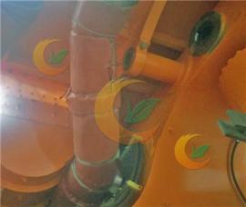 船舶工程机械排气管隔热套