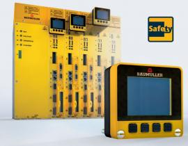 德国包米勒安全模块化伺服控制器型号bmaxx5000系列手册说明