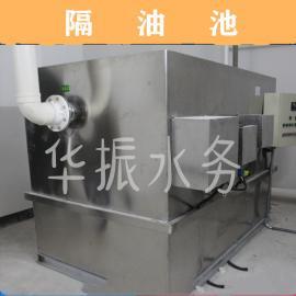 一体化隔油器 智能污水提升器