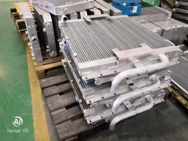 挖掘机液压油散热器 装载机液压油散热器 起重机液压油散热器