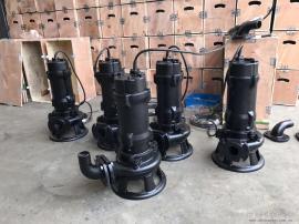 市政污水排污泵/市政工程污水污物潜水泵