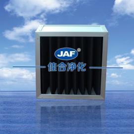 空调机组过滤网 初效板式活性炭过滤器