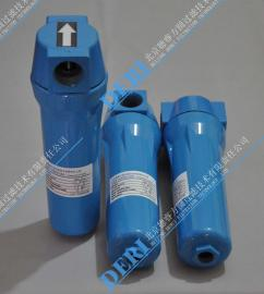 管道压缩空气油水分离过滤器 筒式空气过滤器 空气过滤器