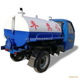 三轮吸粪车 柴油小型抽粪车 化粪池吸粪车 三轮吸污车使用方法