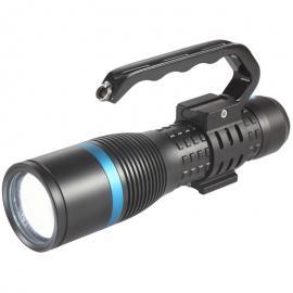 黄光手提led灯RJW7103救援烟雾穿透力强光灯