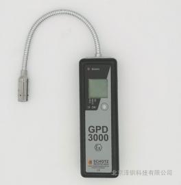 德��Schutz舒�Y GPD3000ex 手持�p便防爆型天然�庑孤�z�y�x