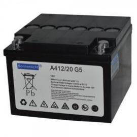 德国阳光蓄电池A412/20G5报价