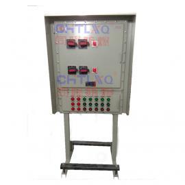 订做非标防爆变频电控箱 防爆变频调速箱BXD(M)