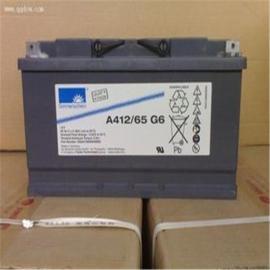 A412/65G6德国阳光蓄电池12V65AH规格图片