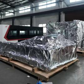 大型�O�淞Ⅲw真空�X塑膜大型�C械出口包�b�X塑��膜