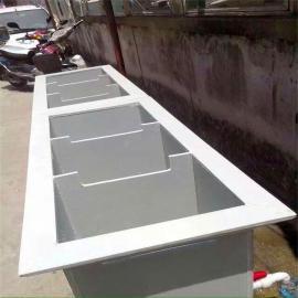 PP水箱 ��槽 �解槽 酸洗槽耐酸�A磷化池