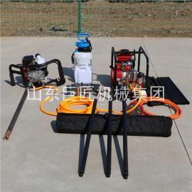 畅销巨匠BXZ-1型单人背包钻机轻便手持式岩芯钻机野外勘探专用