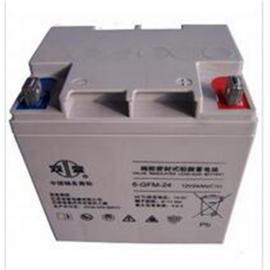 双登蓄电池6-GFM-24规格型号