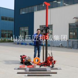 畅销巨匠集团30米取样钻机QZ-3全自动地质钻探机柴油动力