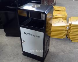 可回收垃圾桶、不可回收垃圾桶、免费设计垃圾桶