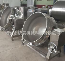 双层蒸汽夹层锅酱菜 夹层锅 蒸汽蒸煮锅 燃汽夹层锅不锈钢蒸煮锅