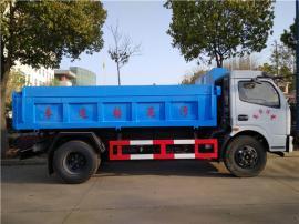 8吨污泥运输车 不锈钢污泥罐