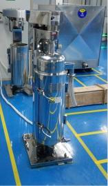 试验室中试小型GQ75高速管式离心机