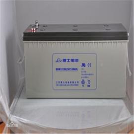 理士蓄电池DJM1265尺寸及规格