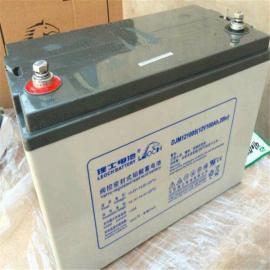 理士蓄电池DJM1275参数规格及型号