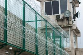 看守所围墙隔离网-看守所隔离网施工-监狱钢网墙