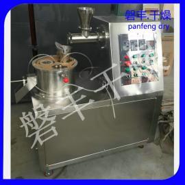 磐丰推荐 实验室小型挤出滚圆制丸机 用小型科研挤出滚圆设备