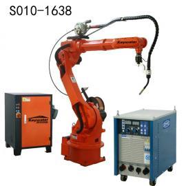 凯沃智造 全自动焊接设备 自动焊接机器人 自动化生产线