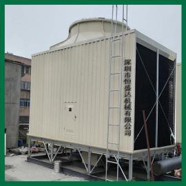 高科技经济型方形逆流式冷却塔HSD-10C-2000C
