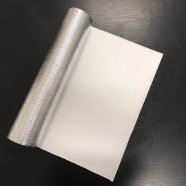 镀铝膜复合编织布木箱真空包装铝塑膜铝塑复合编织包装膜14丝