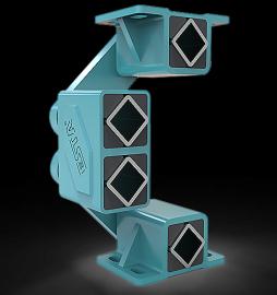 ESTA弹性振动支撑振动沥水筛专用免维护降噪音振动支撑