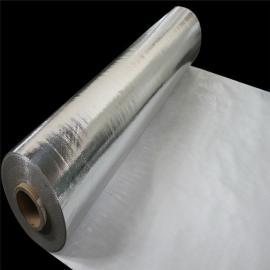 大型设备包装膜铝塑编织复合膜卷材铝膜编织布