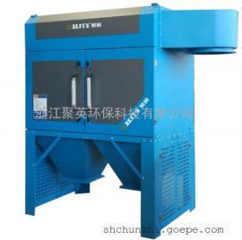 聚英环保 GES-TNKF 分体式脉冲滤筒除尘器
