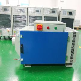 CNC机床油污净化器加工中心机床油水分离机