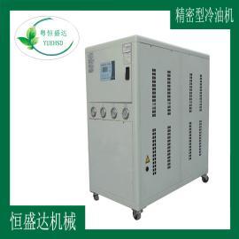 水冷式油冷却机HSD-5WO箱型5匹水冷油冷机组[?#38382;?图片 规格]