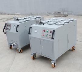 净化设备CS-AL-4RJN液压油不锈钢精密滤油车使用说明